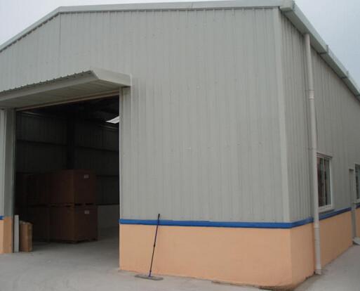 钢结构仓库制作