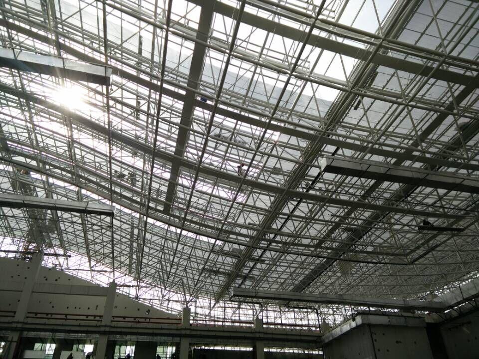武汉网架施工