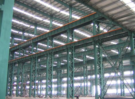 钢结构厂房制作厂家