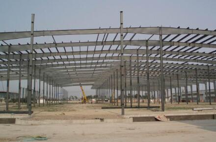 钢结构厂房结构