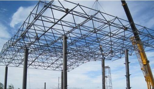 网架钢结构厂家