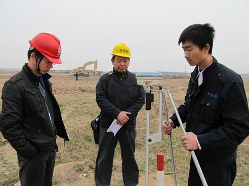 武汉房产平面控制测量