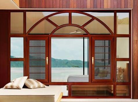 贵州窗纱一体窗
