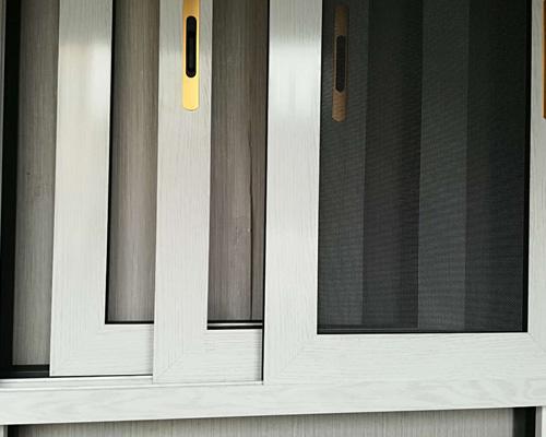 贵州三轨带纱窗