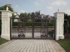 武汉遥控庭院门