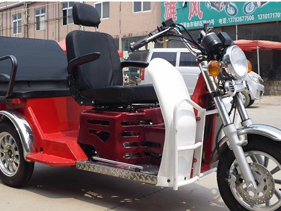 宇峰残疾人摩托车