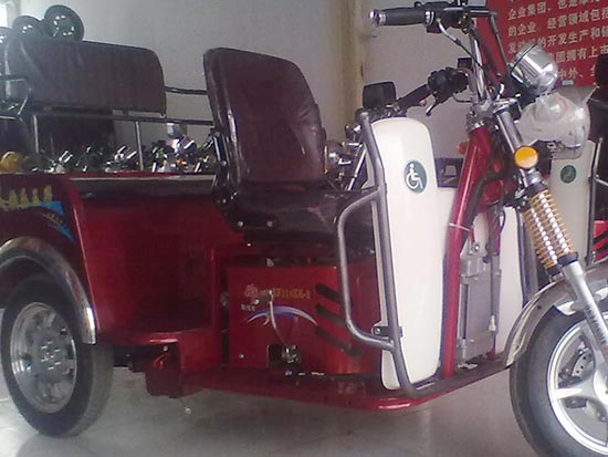 供应机动轮椅车