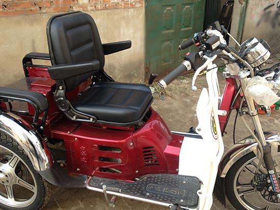 金潮残疾人专用代步车