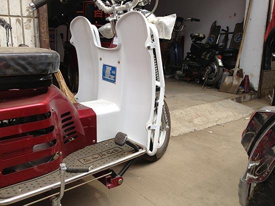 河北残疾人三轮摩托车