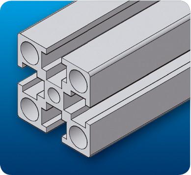 郑州工业流水线铝型材3030A