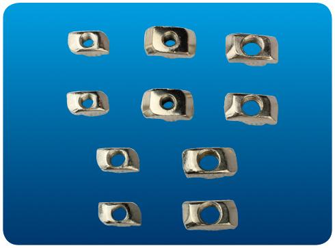 【方法】郑州铝型材配件有哪些? 铝型材的维护