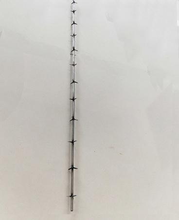 针式芒刺线