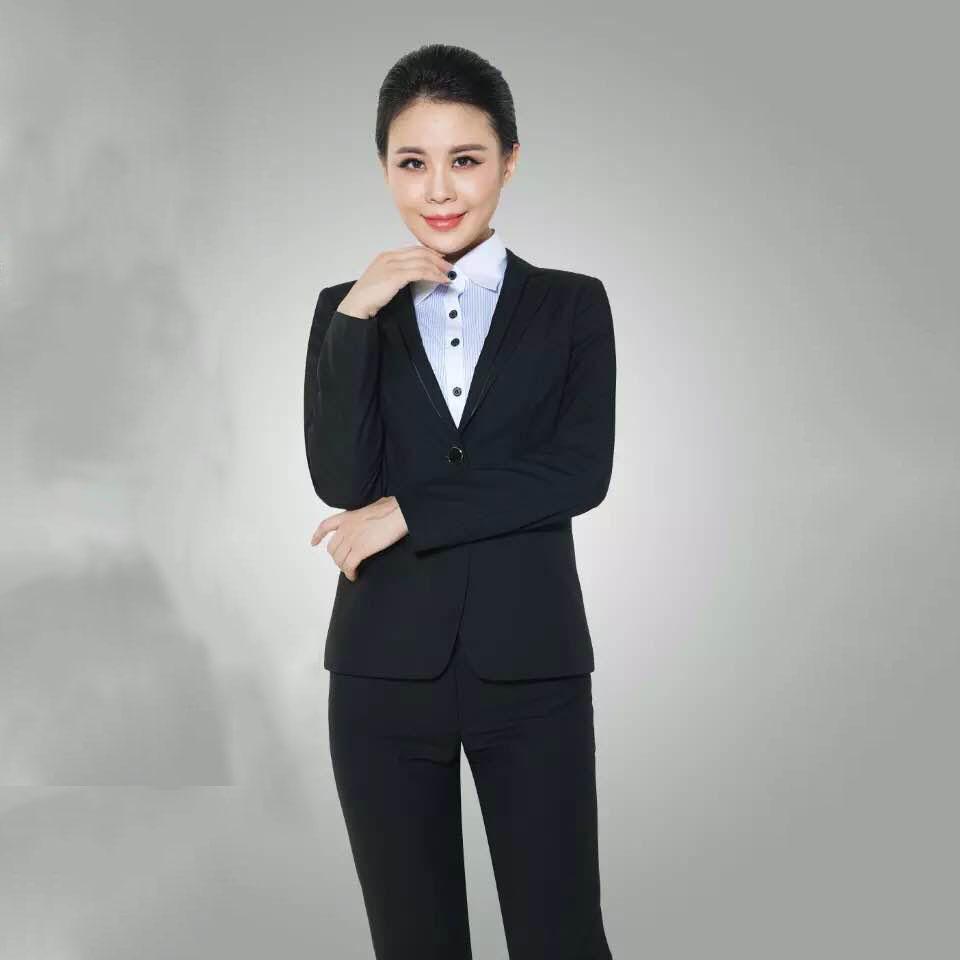 天津女士职业套装