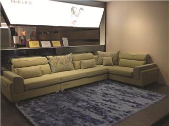 中式软体沙发