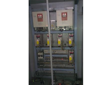 龙门5轴配电箱