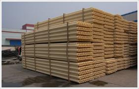 PVC双壁波纹管道管道制品