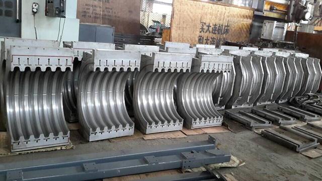 PEΦ600合金铝模块