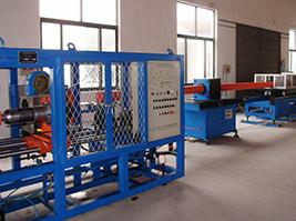 Cpvc塑料双壁波纹管生产线110