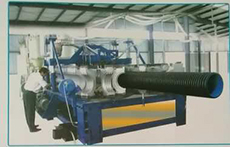 PE/mpp双壁波纹管设备