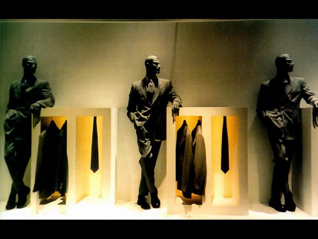 服装展柜定制厂家