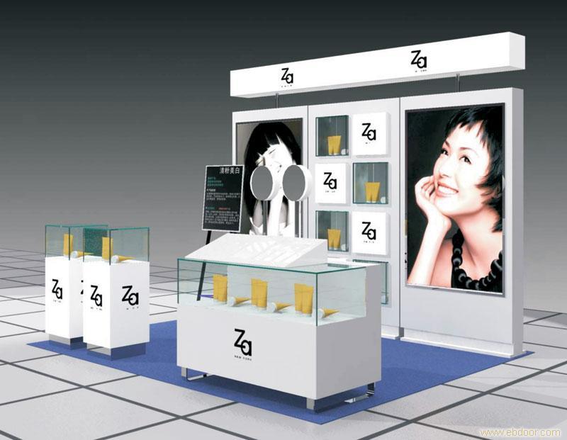 化妆品展柜定制厂家