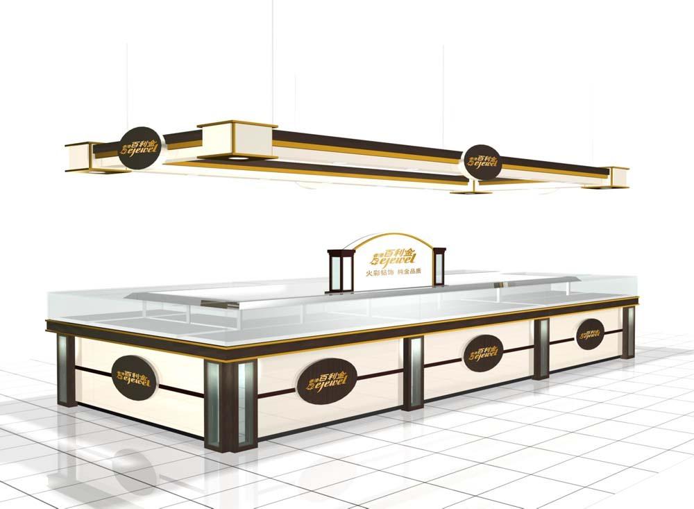 贵州珠宝展柜