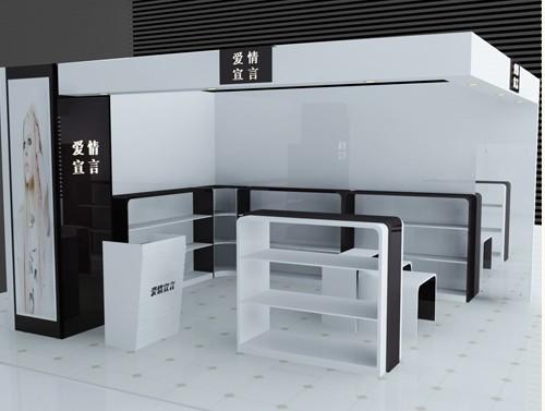 贵州烤漆展柜定制