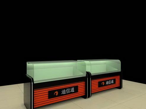 贵州手机展柜定制厂家