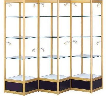 都匀贵州铝合金展柜定制