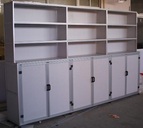 都匀贵州铝合金展柜定制厂家