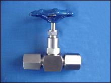 J11 型(JJM1)压力表截止阀