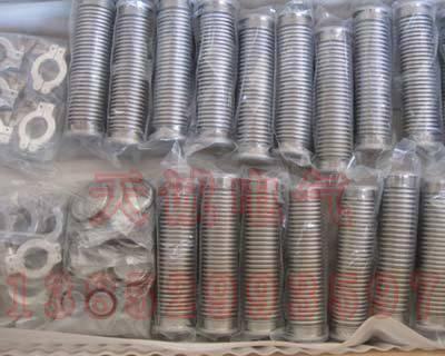 KF型卡箍金属软管