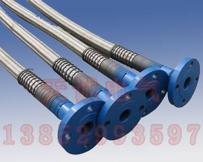 加防震环金属软管