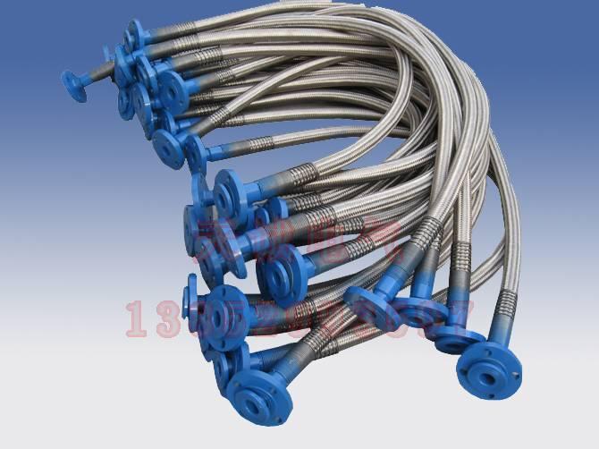 防震环金属软管