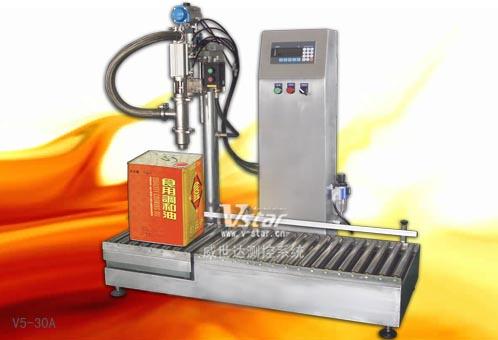 液体定量灌装机V5-30