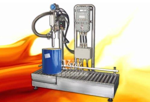 液体定量灌装机V5-30AE液上防爆型