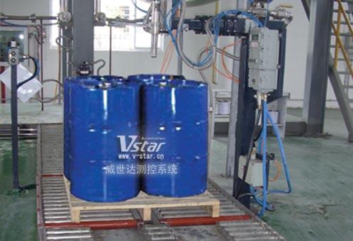 四桶防爆型灌装机V5-1000A4