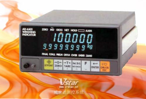 称重控制器AD4401