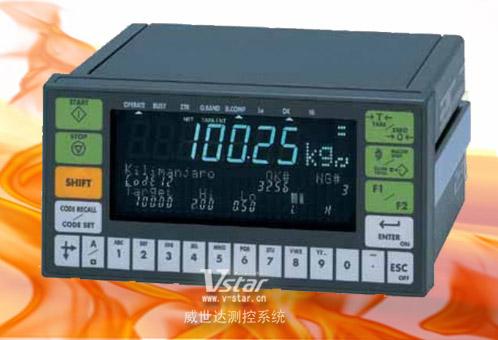 称重控制器AD4404