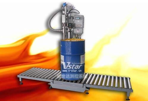 灌装机V5-300AE防爆液上型