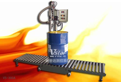 灌装机V5-300A标准液上型