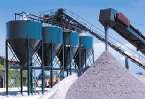 混凝土自动配料系统