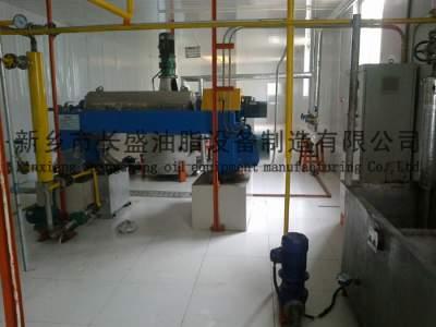 动物油机械