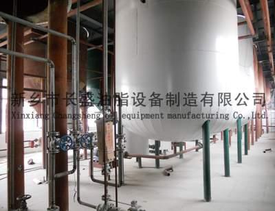 浓香花生油精炼设备