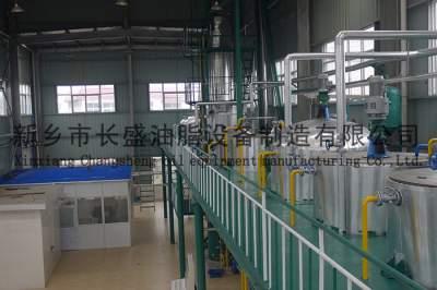 茶籽油精炼机械
