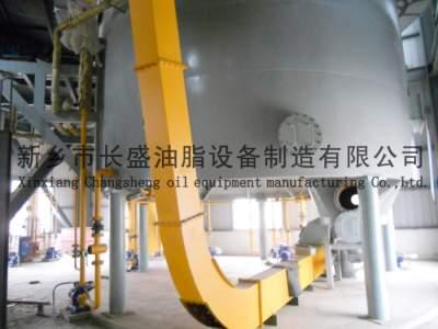 棉籽油生产工艺