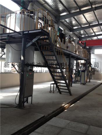牛油精炼机械