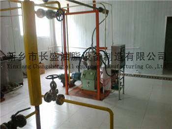 动物油加工设备