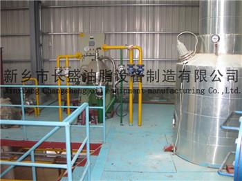 牛油熬炼机械