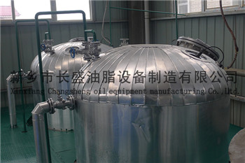 山茶油精炼机械